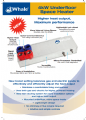 Whale 4kW Space Heater - V2 & V3 Fitting kits, Caravan Campervan  Motorhome heaters - Grasshoper Leisure